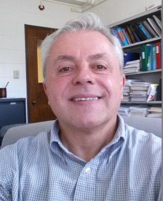 Guillermo Risatti smiling