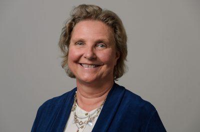 Sandra Bushmich smiling